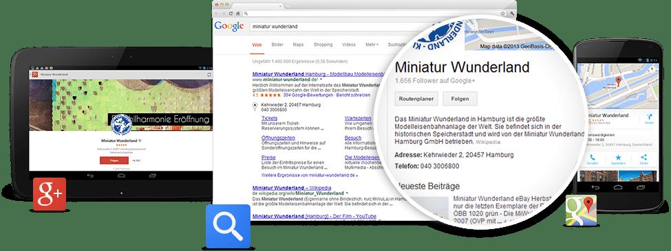 google devices google local